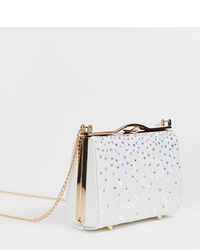 e54c05f2ca80 Купить белую сумку через плечо с вышивкой - модные модели сумок ...