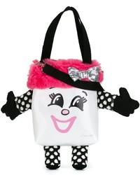Детская белая сумка для девочке от Simonetta