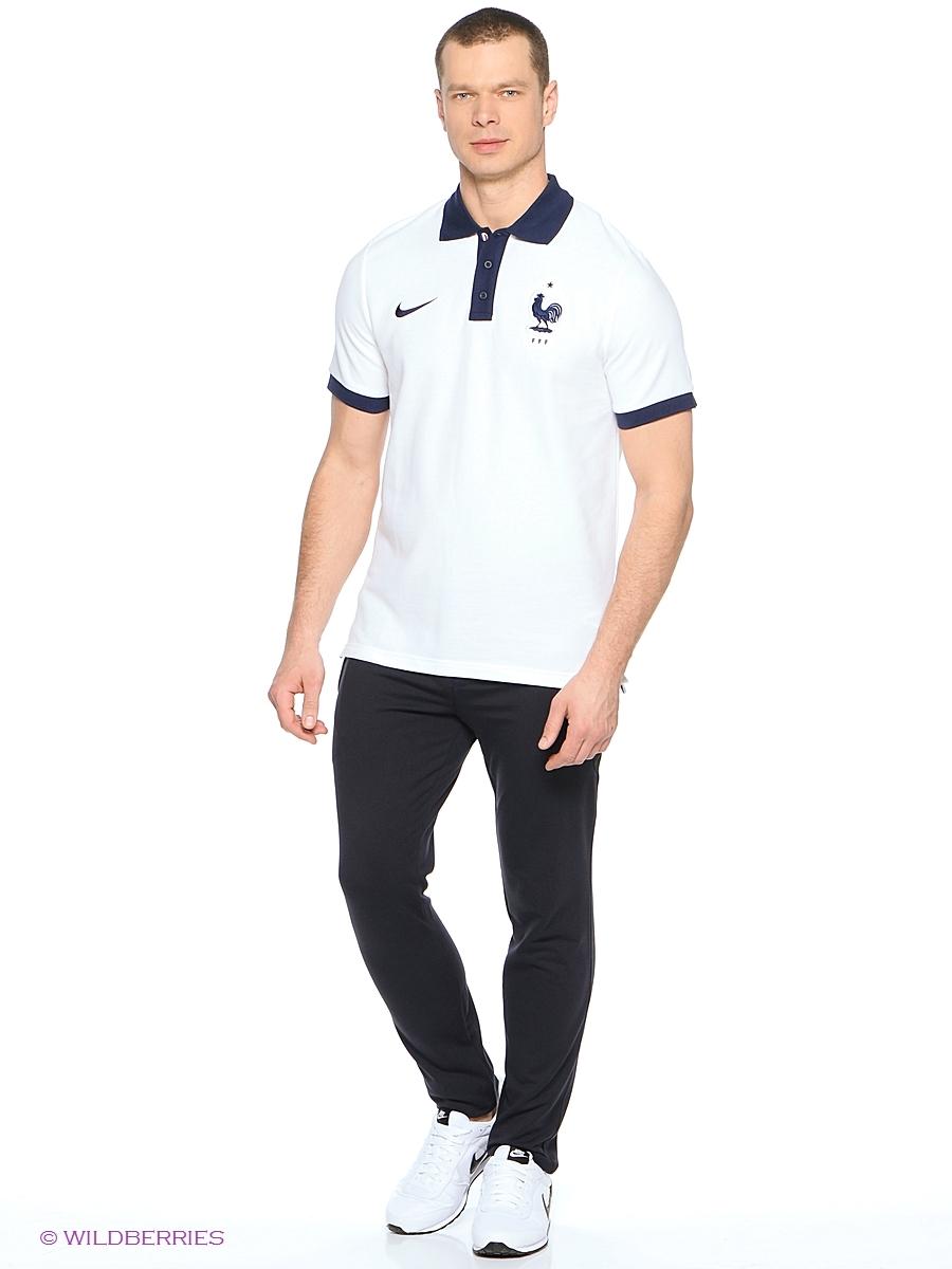 7898ee42d5e55 Мужская белая футболка-поло от Nike, 2 790 руб. | Wildberries | Лукастик