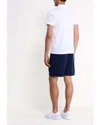 Мужская белая футболка-поло от Umbro