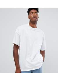 Мужская белая футболка с круглым вырезом от ASOS DESIGN
