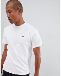 Мужская белая футболка с круглым вырезом от Vans