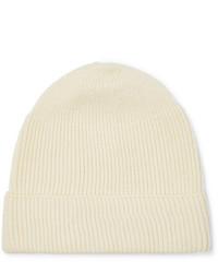 Мужская белая шапка от Bellerose