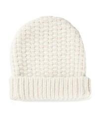 Мужская белая шапка от Maison Martin Margiela