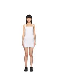 Белое платье-майка от Gil Rodriguez