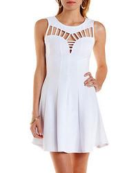 Купить платье с плиссированной юбкой в интернет магазине