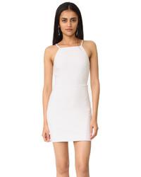 Женское белое платье-футляр от Elizabeth and James