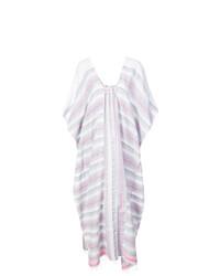 Белое пляжное платье от Lemlem