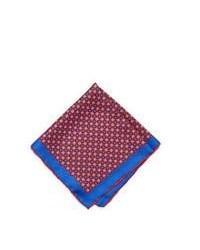 Бело-красно-синий нагрудный платок