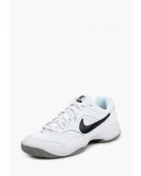 Мужские бело-черные кроссовки от Nike