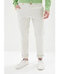 Белые брюки чинос от Izod