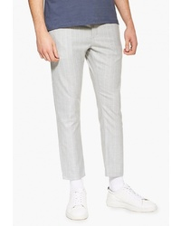 Белые брюки чинос от Topman