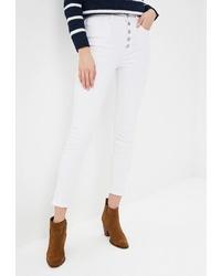 Белые джинсы скинни от Banana Republic