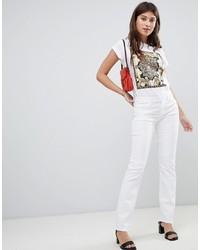 Женские белые джинсы от J Brand