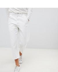 Мужские белые джинсы от Noak