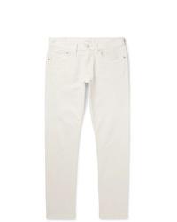 Мужские белые джинсы от Polo Ralph Lauren