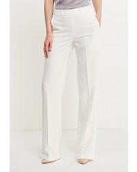 Женские белые классические брюки от GK Moscow