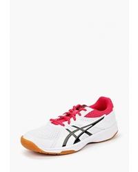 Женские белые кроссовки от Asics