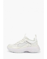 Женские белые кроссовки от Calvin Klein Jeans