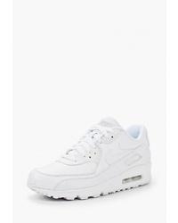 Мужские белые кроссовки от Nike