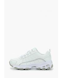 Женские белые кроссовки от Pierre Cardin