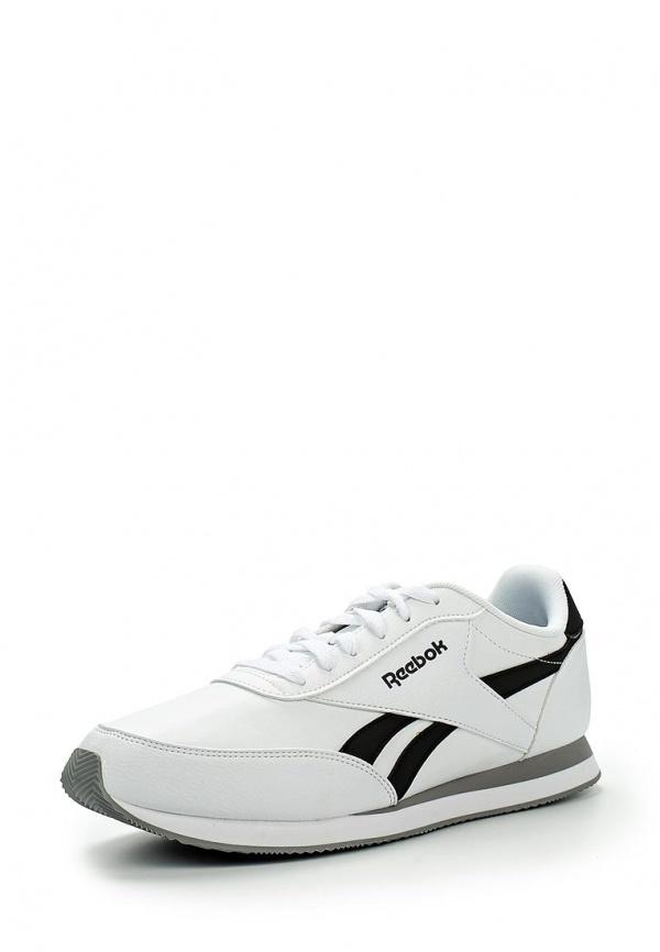 fe8355e86628ad Мужские белые кроссовки от Reebok Classics, 4 850 руб.   Lamoda ...