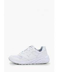 Женские белые кроссовки от TimeJump