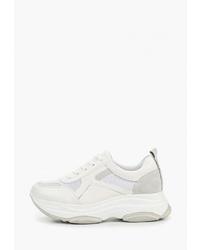 Женские белые кроссовки от Vivian Royal