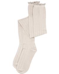 Женские белые носки до колена от Free People