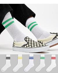 Мужские белые носки от ASOS DESIGN