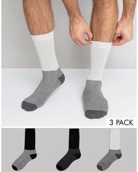 Мужские белые носки от Asos