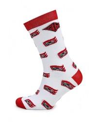Мужские белые носки от Heritage