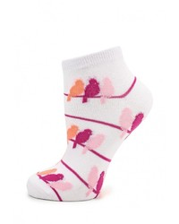 Женские белые носки от Sela