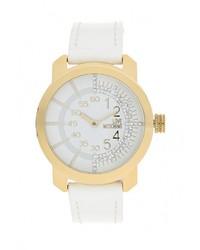Женские белые часы от Moschino