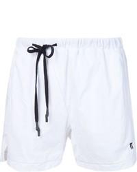 Белые шорты для плавания от 11 By Boris Bidjan Saberi