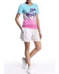 Белые шорты от Love Moschino
