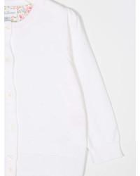 Детский белый кардиган для девочке от Ralph Lauren