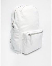 Рюкзак белый кожаный купить маскировка рюкзака