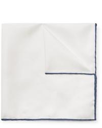 Белый нагрудный платок от Emma Willis