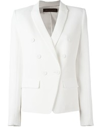 Женский белый пиджак от Alexandre Vauthier