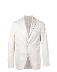 Мужской белый пиджак от Boglioli