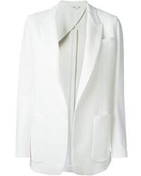 Женский белый пиджак от Fay