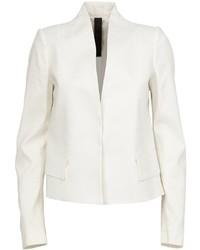 Женский белый пиджак от Ilaria Nistri