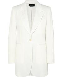 Женский белый пиджак от Isabel Marant