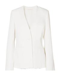 Женский белый пиджак от JONATHAN SIMKHAI