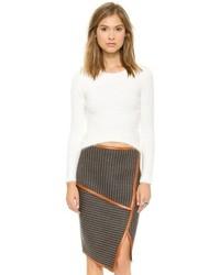 свитер с круглым вырезом medium 80590