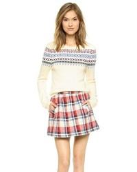 свитер с круглым вырезом medium 89301