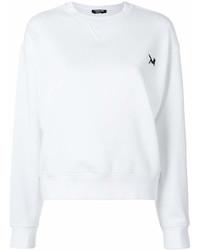 Женский белый свитшот от Calvin Klein