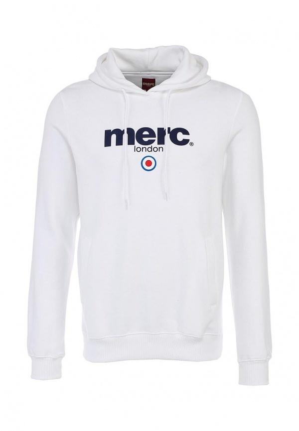 Мужской белый худи от Merc