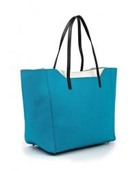 Сумки через плечо синие Furla купить в интернет